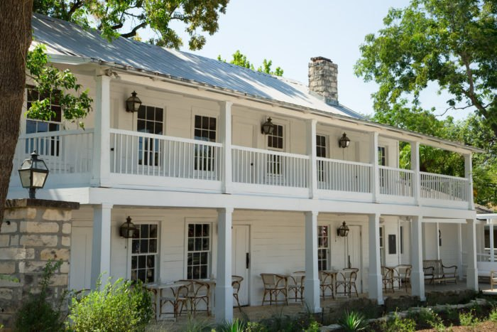 The Stagecoach Inn Is The Oldest And Most Timeless