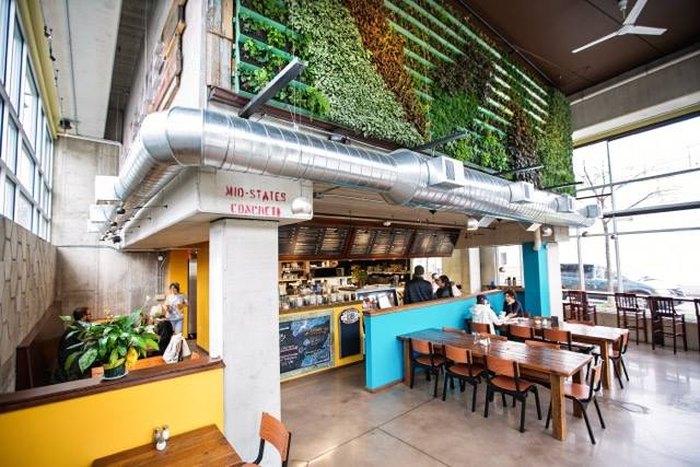 Beerline Cafe Is Milwaukee S Best Vegetarian Restaurant