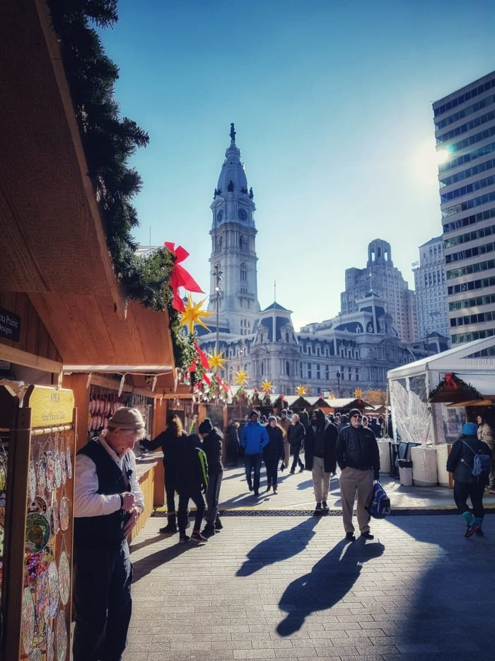 Christmas Village Philadelphia.Christmas Village Is Best German Holiday Market In Philadelphia