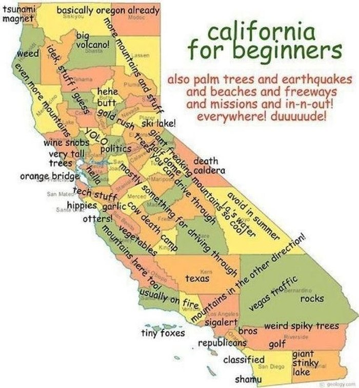 7 True And Hilarious Maps Of Northern California Map Northern California on redwood national park map, fresno map, florida map, wine country, silicon valley, lake county map, california central valley, san francisco bay area, san francisco bay, coastal california, santa barbara map, highway 101 map, greater los angeles area, sierra nevada, orange county, bay area map, san francisco area map, big sur, denver area map, redwood city, lake tahoe, berkeley map, palo alto map, east bay map, eastern california, illinois map, shasta county, southern california, muir woods national monument, vacaville map, monterey bay, big sur map, humboldt county map, monterey map, highway 1 map, san francisco on map, daly city map,