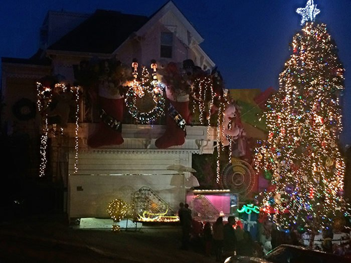 10 Best Holiday Light Displays 2017 In San Francisco