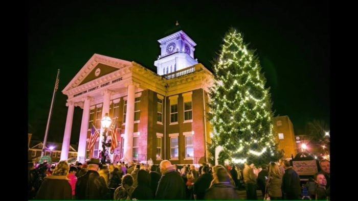 Christmas In Tennessee.7 Small Towns In Tennessee Brimming With Christmas Cheer