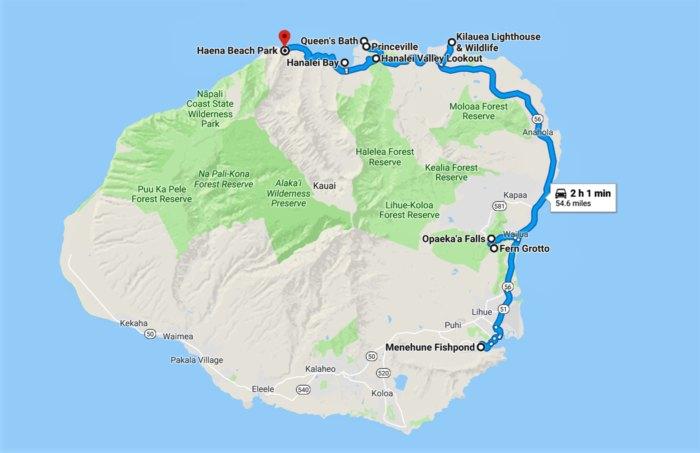 A Weekend Road Trip Across Kauai That Takes You Through Perfection on kauai snorkeling beaches, puerto rico road map detailed, kauai falls waimea canyon, kauai kalalau trail permits, kauai hawaii, new mexico road map detailed, maui road map detailed, kihei maui map detailed, kauai maps distances, kauai activities, kauai vacation, kauai sights, kauai snorkeling for beginners, kauai tourist sites, kauai road closure, kauai seaside, kauai weather, alberta road map detailed, kauai hiking trails, kauai tour maps,