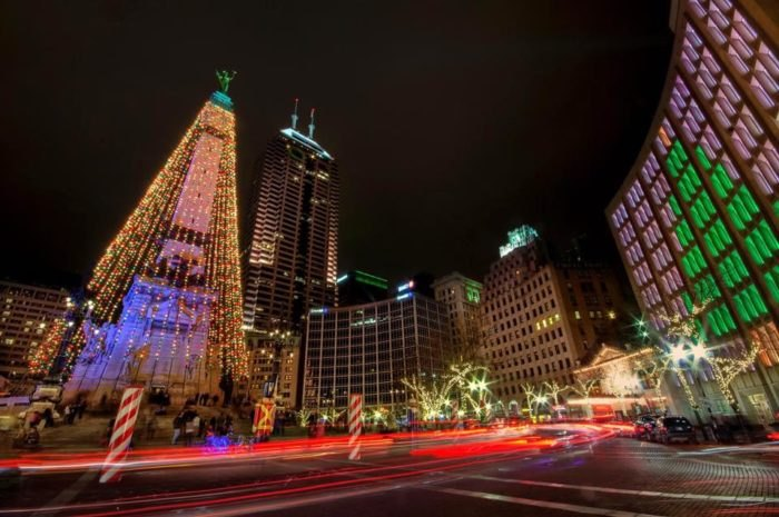 Christmas In Indianapolis.Do These 10 Things In Indianapolis At Christmastime