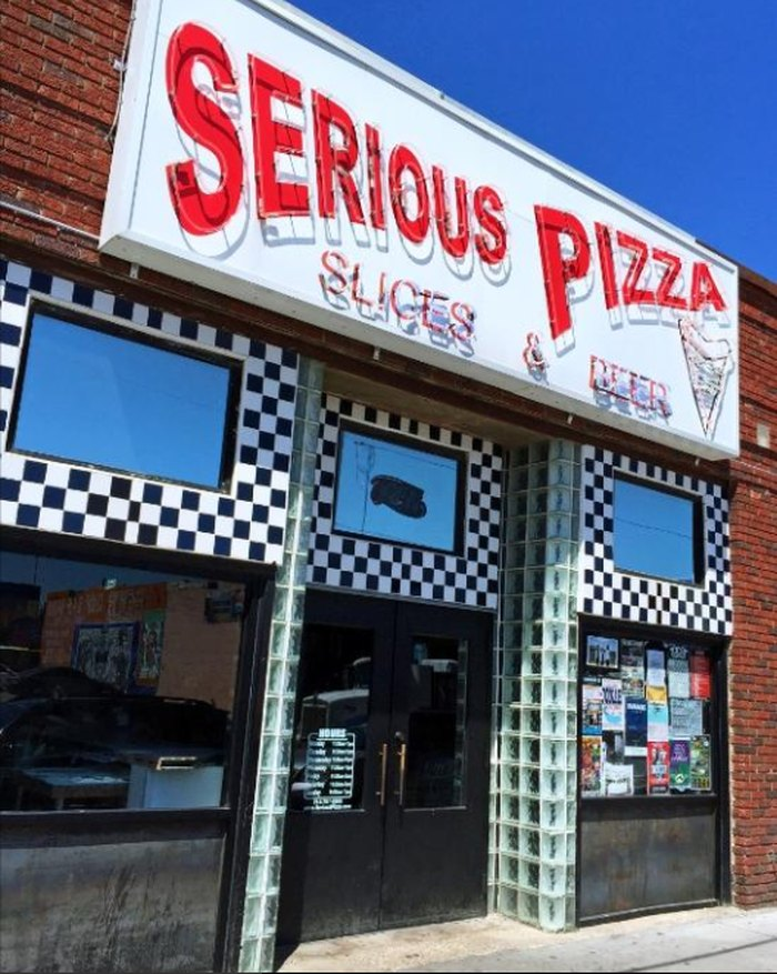 Serious Pizza In Dallas Is The Best Pizzeria In Texas