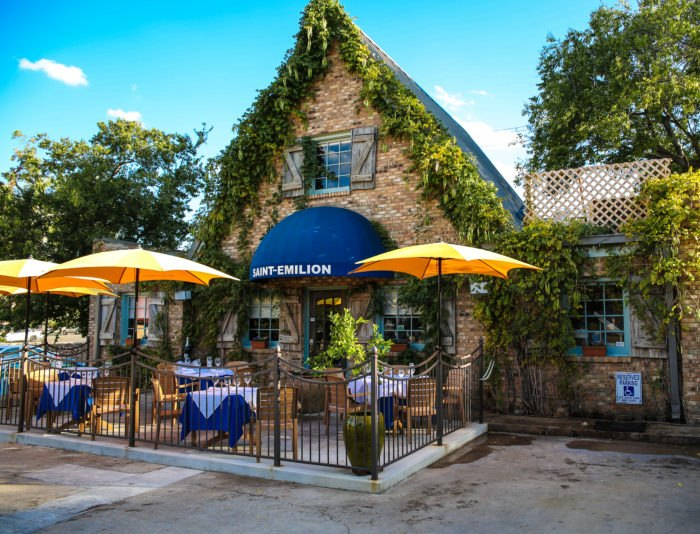 Saint Emilion Is Fort Worth S Best Quaint French Country