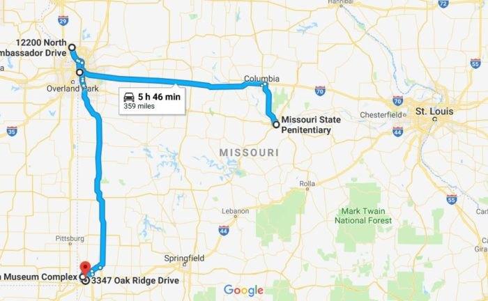Take This Bonnie and Clyde Road Trip Through Missouri For An ...