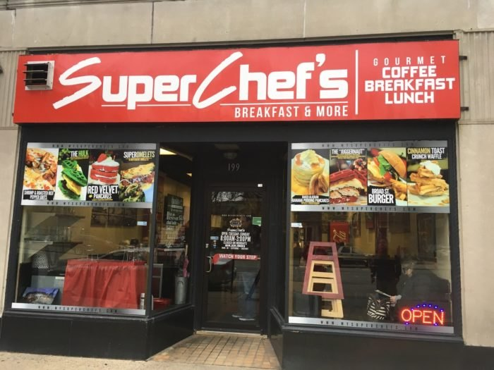 Superhero Themed Restaurant In Ohio Super Chef S Breakfast