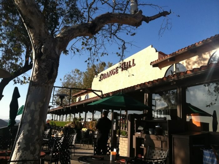 Orange Hill Restaurant Is One Of Southern California S Most