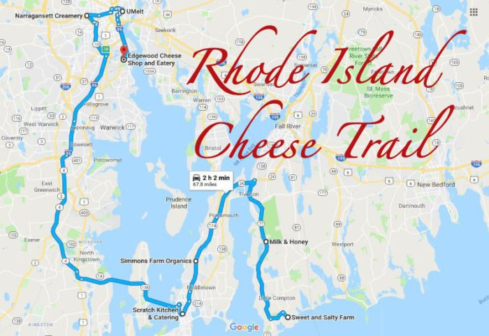 This Rhode Island Cheese Trail Makes For The Most Delicious ...