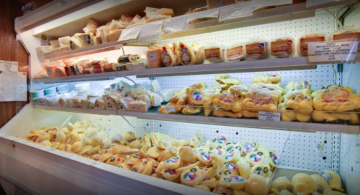 Lovera S Market In Krebs Has Some Of The Best Italian