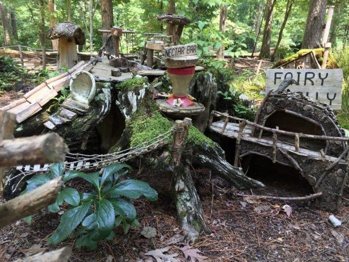Visit The Garvan Woodland Gardens To Enjoy Arkansas' Magical Fairy Trail