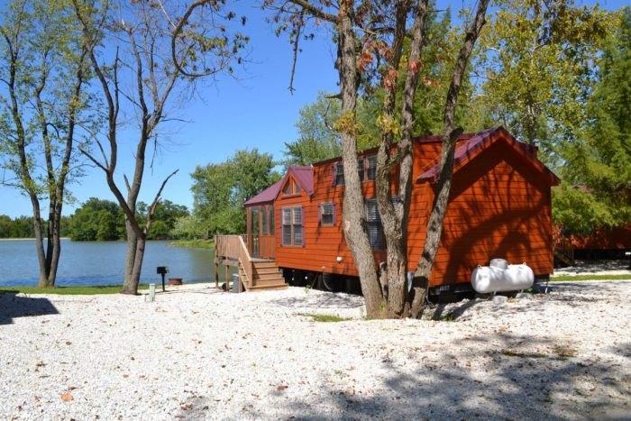 Yogi Bear Jellystone Park At Pine Lakes In Pittsfield Has