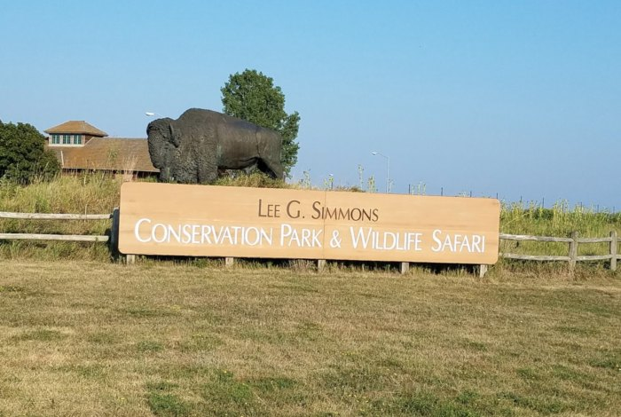 The Lee G  Simmons Conservation Park And Wildlife Safari Is The Best