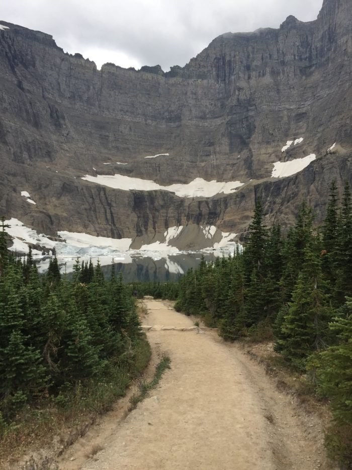 Montana's Iceberg Lake Trail Was Named One Of The Best Trails In America