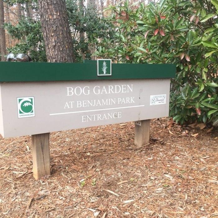 The Bog Garden In Greensboro North Carolina Is An ...