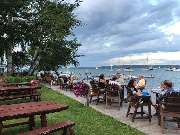 Enjoyable Here Are 10 Lovely Lakeside Restaurants To Visit In Michigan Pdpeps Interior Chair Design Pdpepsorg