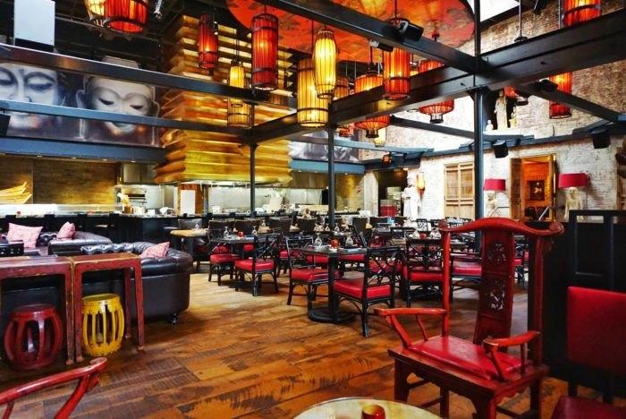 10 Most Beautiful Restaurants In Boston