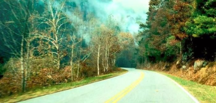 The Most Terrifying, Deadly Drive You Can Possibly Take In The U.S.