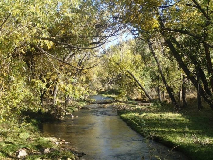 Allen Ranch Campground In South Dakota Will Take You Back In