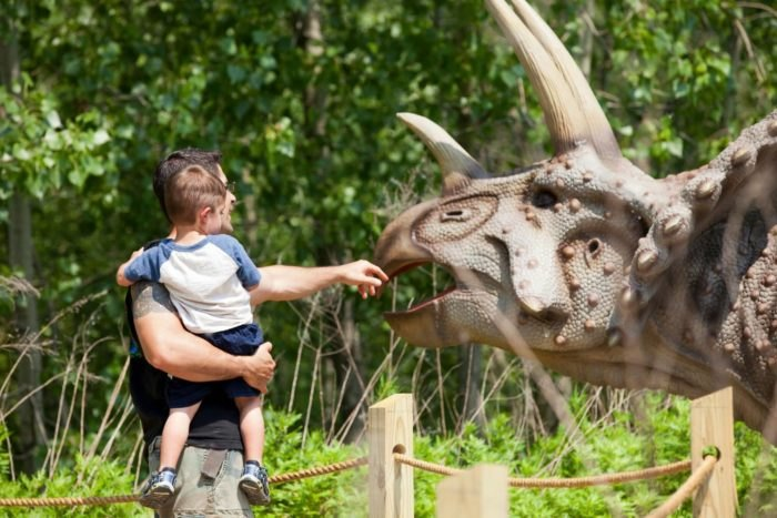 The Largest Dinosaur Park In America Is Right Here In Kansas