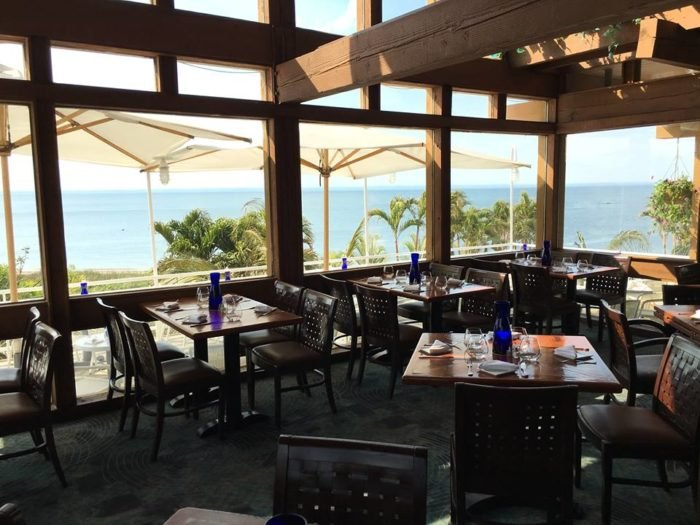 Ocean Restaurant In Bayville New York Is A Tropical Paradise