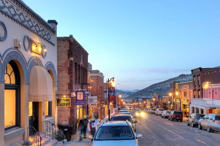 Park City S Main Street Has Every Type Of Restaurant You Can