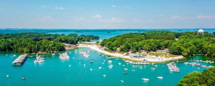The Lanier Islands Margaritaville Day Cruise In Georgia That