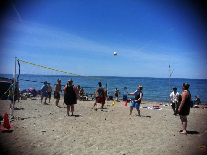 Sara's Campground: The Beachfront Attraction In ...