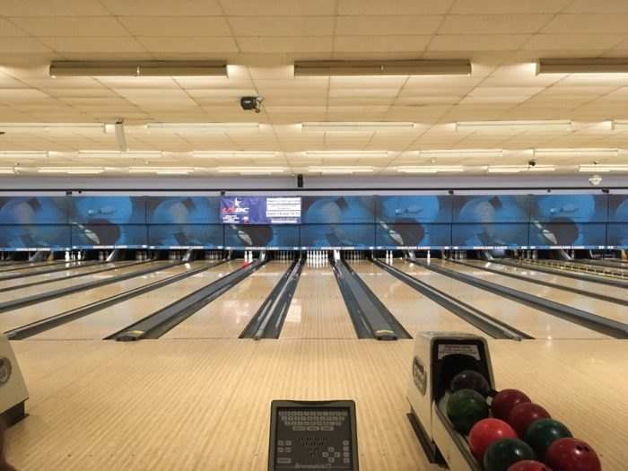Lebowski's Grill Makes The Best Bowling Alley Hamburgers In