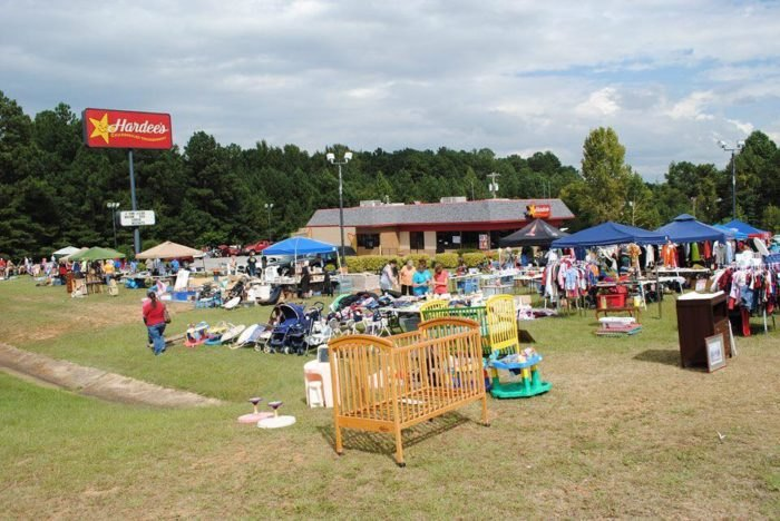 The TTTT: The Biggest And Best Yard Sale In Mississippi