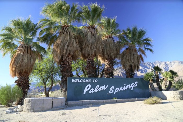 Palm Springs Is The Most Enchanting Town In Southern California