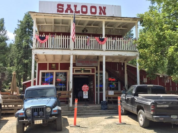 Crown King Az >> Crown King Saloon And Cafe In Arizona Has A History That Is