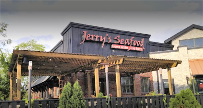 The Crab Bomb At Jerrys Seafood In Maryland Is A Must Try