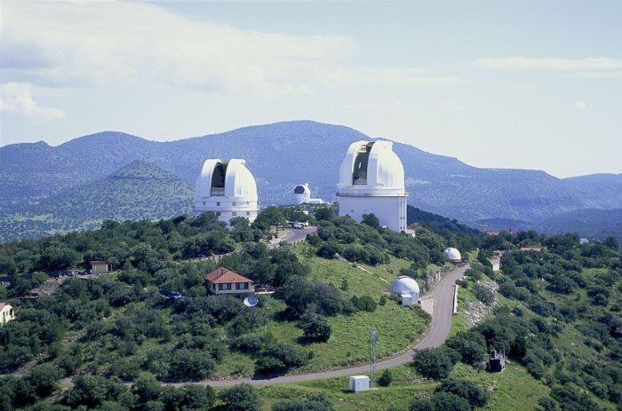 McDonald Observatory Has The Best Views Of The Night Sky In