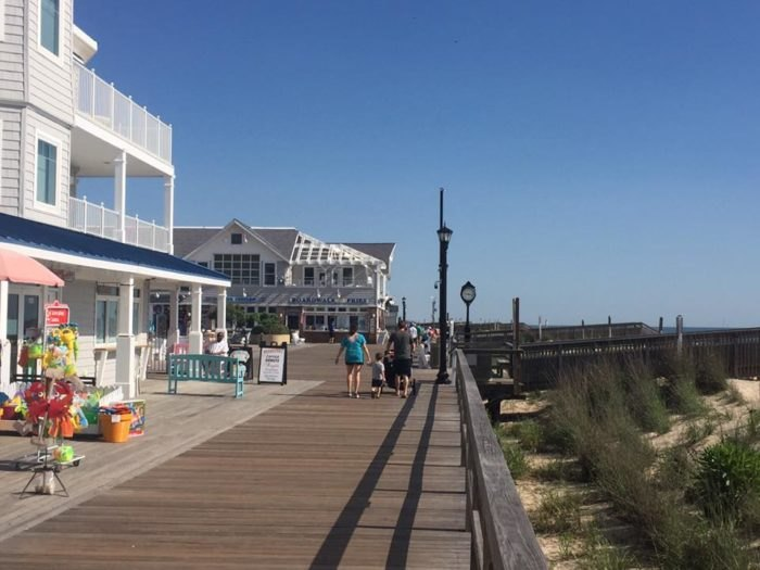 Turtle Beach Cafe Is The Best Spot On The Bethany Boardwalk
