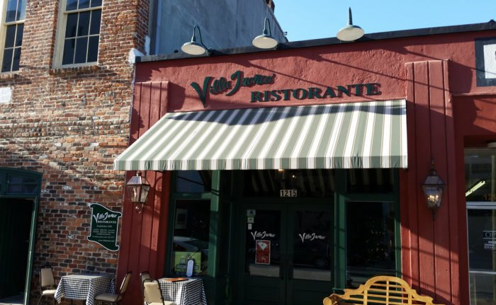 Villa Tronco South Carolina S Oldest Italian Restaurant Has