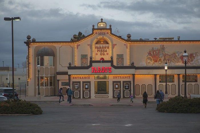 Fargo S Pizza Is A Delicious 2 Story Colorado Restaurant
