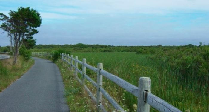 The Enchanting New England Island With Over 35 Miles Of Bike Paths