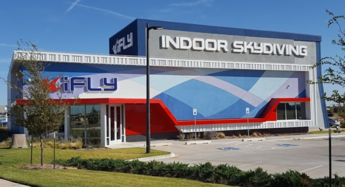 This Epic Wind Tunnel In Oklahoma Where You Can Go Indoor