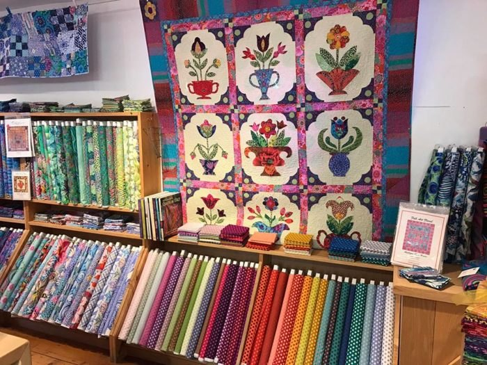 Waterwheel House Quilt Shop The Incredible Quilt Store In