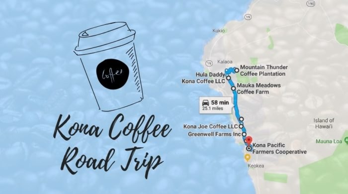 This Awesome Road Trip Will Take You To Hawaii's Most Unique Coffee on