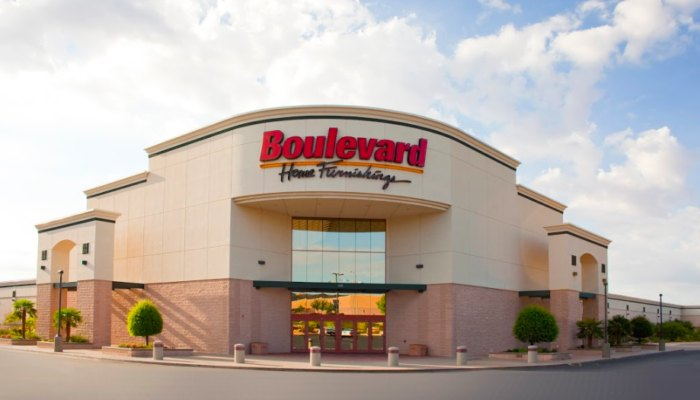 Boulevard Home Furnishings Is A Family Owned Furniture That Got Its Start Back In 1974 Over The Years It S Expanded To Four Locations St George