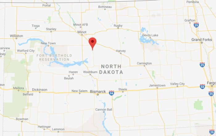 Ruso Is The Smallest City In North Dakota And One Of The ...