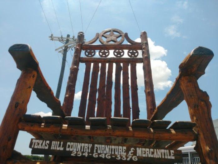 Incredible 10 Of The Worlds Largest Things In Texas Frankydiablos Diy Chair Ideas Frankydiabloscom