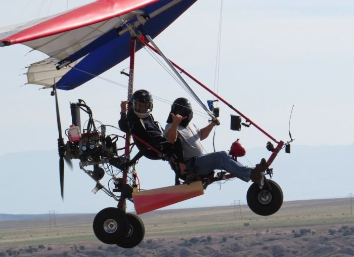 Trike Flights Are The Best Unique Trike Rides In New Mexico