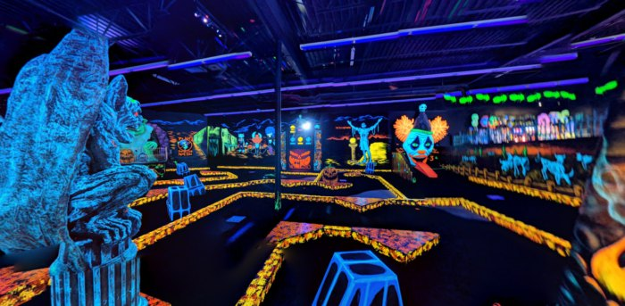 Monster Mini Golf Is The Best Family Fun In Texas