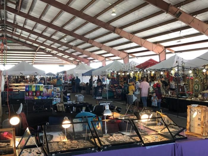 Traders Village Is The Biggest Best Flea Market In Texas