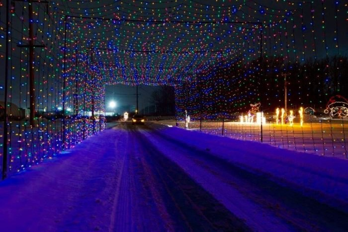 Drive Thru Christmas Light Displays Near Me.Festival Of Lights Is Largest Drive Thru Holiday Light Show