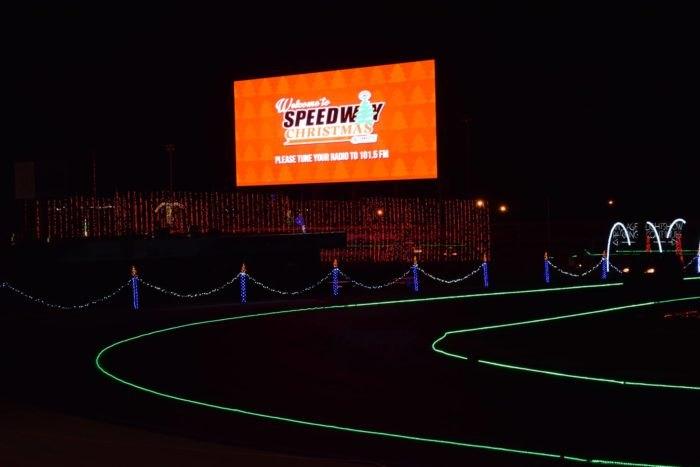 Christmas Light Show In North Carolina